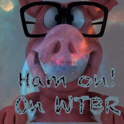 Ham On! radio show logo