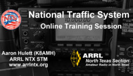 NTS training