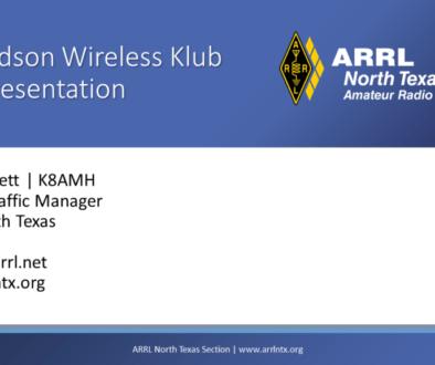 RWK NTS Presentation